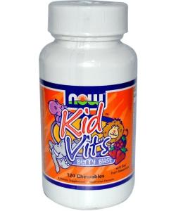 NOW Kid Vits (120 таблеток, 60 порций)