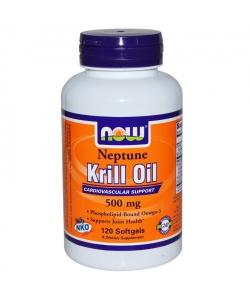 NOW Neptune Krill Oil (120 капсул, 60 порций)