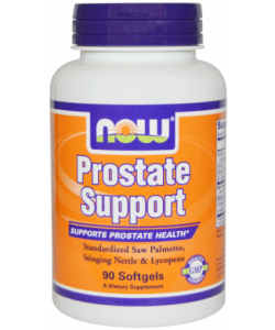 NOW Prostate Support (90 капсул, 45 порций)