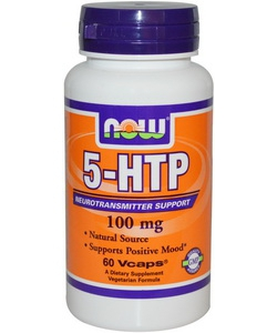 NOW Sports 5-HTP 100 mg (60 капсул)