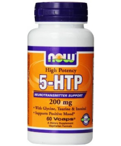 NOW Sports 5-HTP 200 mg (60 капсул)