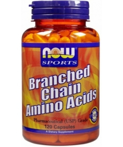 NOW Sports Branched Chain Amino Acid (120 капсул, 30 порций)