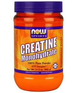 NOW Sports Creatine Monohydrate (600 грамм)