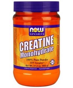 NOW Sports Creatine Monohydrate (600 грамм)