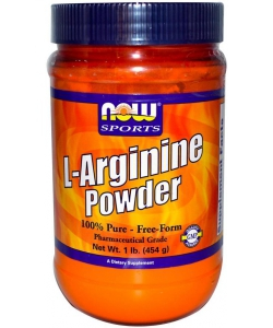 NOW Sports L-Arginine Powder (454 грамм)