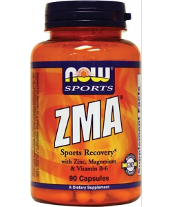 NOW Sports ZMA (90 капсул)