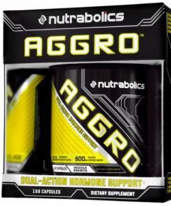 Nutrabolics Aggro (168 капсул, 21 порция)
