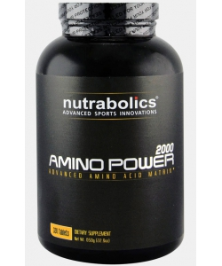 Nutrabolics Amino Power 2000 (325 таблеток)