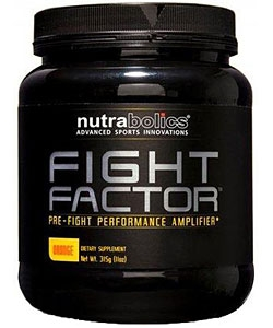 NutraBolics Fight Factor (315 грамм)