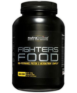 NutraBolics Fighters Food (1070 грамм)