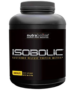 NutraBolics Isobolic (2270 грамм, 41 порция)