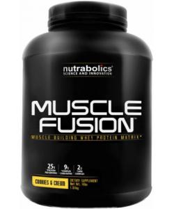Nutrabolics Muscle Fusion (1810 грамм, 40 порций)
