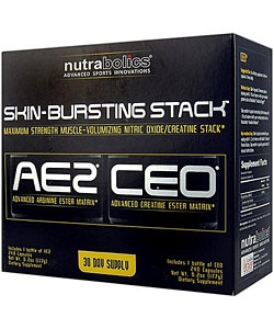 NutraBolics Skin Bursting Stack (480 капсул)
