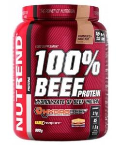 Nutrend 100% Beef Protein (900 грамм, 25 порций)
