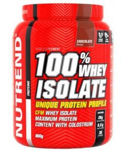Nutrend 100% Whey Isolate (900 грамм, 20 порций)