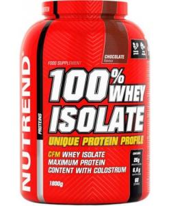 Nutrend 100% Whey Isolate (1800 грамм, 60 порций)