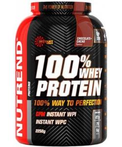 Nutrend 100% Whey Protein (2250 грамм, 75 порций)
