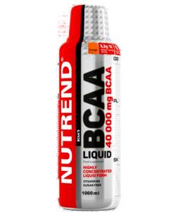 Nutrend Amino BCAA Mega Strong 1000 (1000 мл, 25 порций)