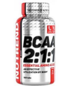 Nutrend BCAA 2:1:1 (150 таблеток, 50 порций)