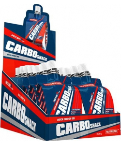 Nutrend CARBOSNACK 18x55 g (990 грамм, 18 порций)
