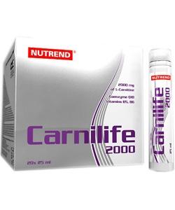 Nutrend Carnilife 2000 (20 ампул)