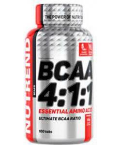Nutrend Compress BCAA (100 таблеток, 16 порций)
