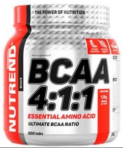 Nutrend Compress BCAA (300 таблеток, 50 порций)
