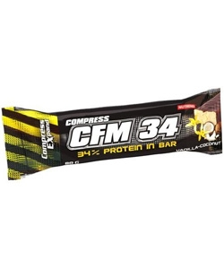 Nutrend Compress CFM 34 (80 грамм, 1 порция)