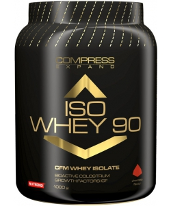 Nutrend Compress Iso Whey 90 (1000 грамм)