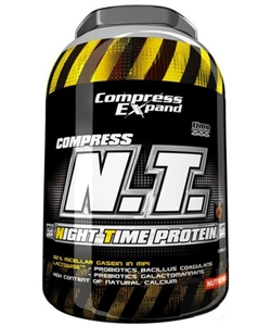 Nutrend Compress N.T. Night Time Protein (2700 грамм, 60 порций)