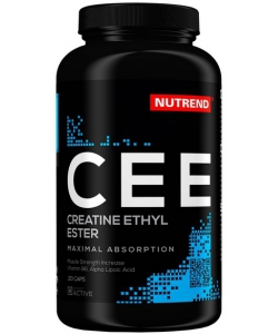 Nutrend CEE Creatine Ethyl Ester (120 капсул)