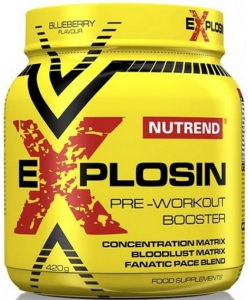 Nutrend EXPLOSIN (420 грамм)