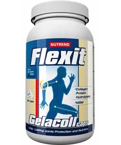Nutrend Flexit Gelacoll Caps (180 капсул)