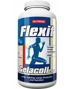 Nutrend Flexit Gelacoll Caps (360 капсул)
