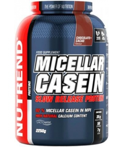 Nutrend Micellar Casein (2250 грамм, 50 порций)