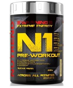 Nutrend N1 Pre-Workout (510 грамм, 60 порций)
