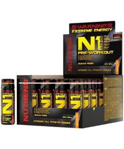 Nutrend N1 Shot (20 ампул, 20 порций)