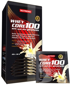 Nutrend Whey Core 100 (20 пак.)