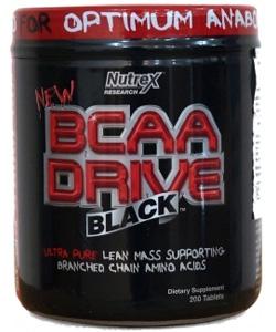Nutrex BCAA Drive (200 таблеток, 40 порций)