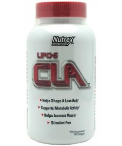Nutrex Lipo-6 CLA (180 капсул)