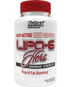 Nutrex Lipo-6 Hers (120 капсул)