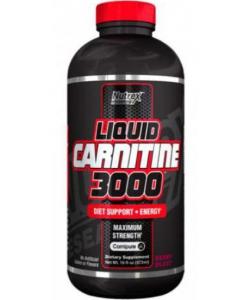 Nutrex Liquid Carnitine 3000 (473 мл, 16 порций)