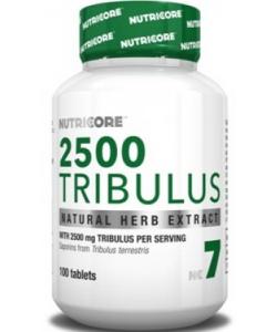 Nutricore 2500 Tribulus (100 таблеток, 50 порций)