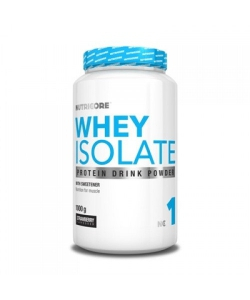 Nutricore Whey Isolate 3kg (3350 грамм, 134 порции)
