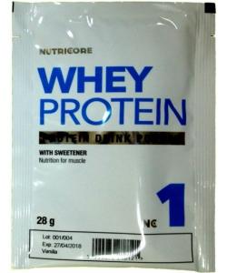 Nutricore Whey Protein (28 грамм, 1 порция)