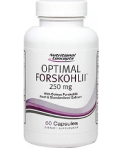 Nutritional Concepts Optimal Forskohlii (60 капсул, 30 порций)