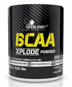 Olimp BCAA Xplode Powder (280 грамм, 28 порций)