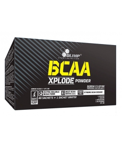 Olimp BCAA Xplode Powder (41 пак., 41 порция)