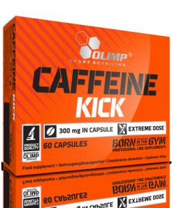 Olimp Caffeine Kick (60 капсул, 60 порций)