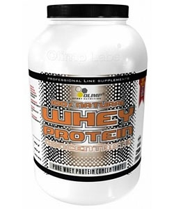 Olimp Labs 100% Natural Whey Protein Concentrat (2200 грамм)